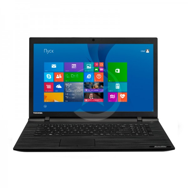 "Laptop Toshiba Satellite C55-C5219K, Intel Core i5-5200U 2.2 GHz, RAM 8GB, HDD 500GB, DVD, LED 15.6"" HD, Windows 8.1 Pro."