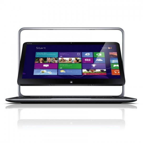 "Ultrabook Convertible Dell XPS 12 Intel Core i5-4200U 1.6GHz, RAM 4GB, SSD 128GB, 12.5"" Full HD Giratorio Touch, Win 8"