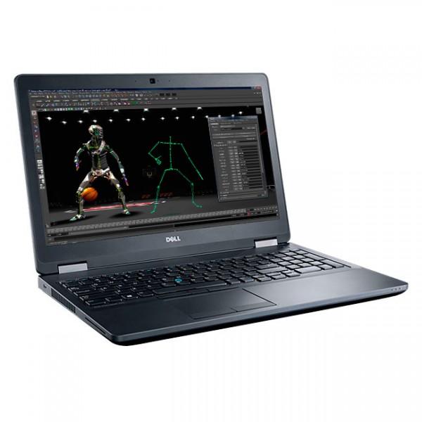 """Laptop Dell WorkStation Precision M3510 Intel Core i5-6300HQ  2.3GHz, RAM 8GB , HDD 500GB, AMD FirePro W5130 2GB ddr5, LED 15.6"""" HD, Windows 10 Pro"""