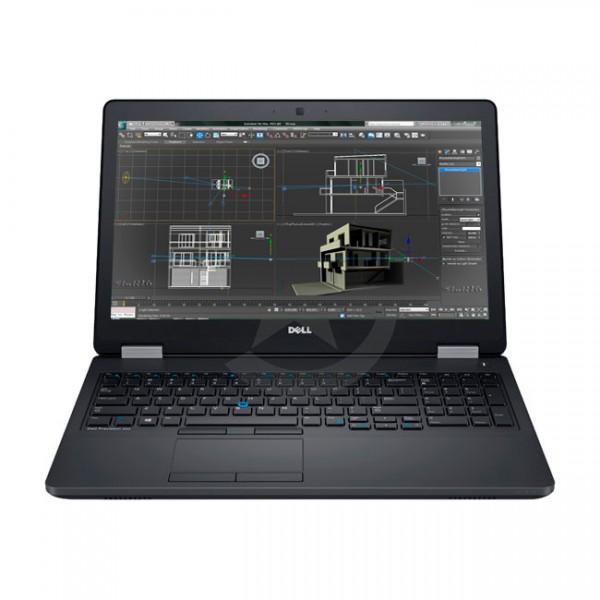 "Laptop Dell WorkStation Precision M3510 Intel Core i7-6820HQ  2.3GHz, RAM 16GB , SSD 256GB ó HDD 500GB, AMD FirePro W5130 2GB ddr5, LED 15.6"" HD, Windows 10 Pro"