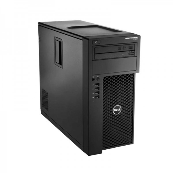 PC Dell WorkStation Precision T1700 MT Intel Xeon® Quad Core E3-1220 3.2GHz, RAM 16GB, HDD 1TB, Video Quadro K600 1GB, DVD, Win8 Pro