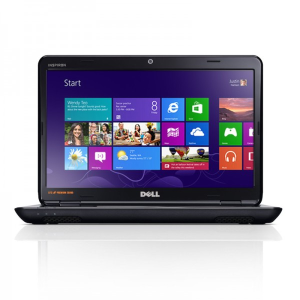 Laptop Dell Inspiron 14 (I14HI5) Intel Core i5-4200U 1.6GHz