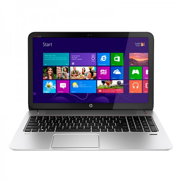 "Laptop  HP Envy 15T-Y8P6 Intel Core i7 4700MQ 2.4GHz, RAM 8GB, HDD 1TB, 15.6""HD, Win 8.1"