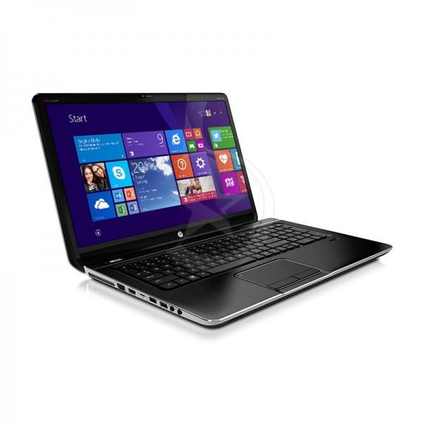 "Laptop HP Envy DV7T-BTO Intel Core i7 3630QM 2.4GHz, RAM 8GB, HDD 1TB, Video 2GB , DVD, LED 17.3""HD, Win 8.1"