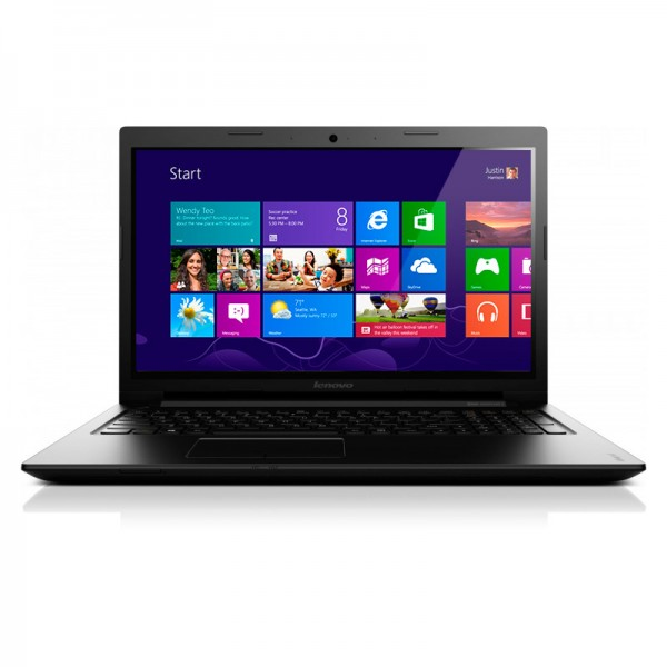 "Laptop Lenovo S510P  Intel Core i5-4200U 1.60GHz, RAM 6GB, HDD 1TB, DVD, 15.6"" HD, Win 8 ENG"
