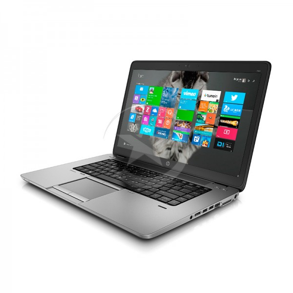 "Ultrabook HP EliteBook 750 G1, Intel Core i5-4210U 1.7GHz, RAM 8 Gb, SSD 180 Gb, 15.6"" Full HD, Win 8.1 Pro"