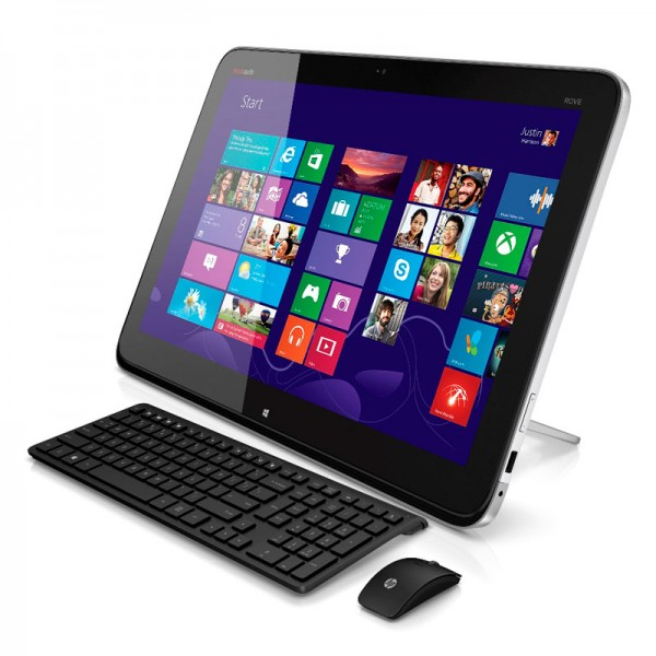 PC Todo en Uno Mobil  HP ENVY Rove AIO 20-K001la, Intel Core i3-4010U 1.7GHz