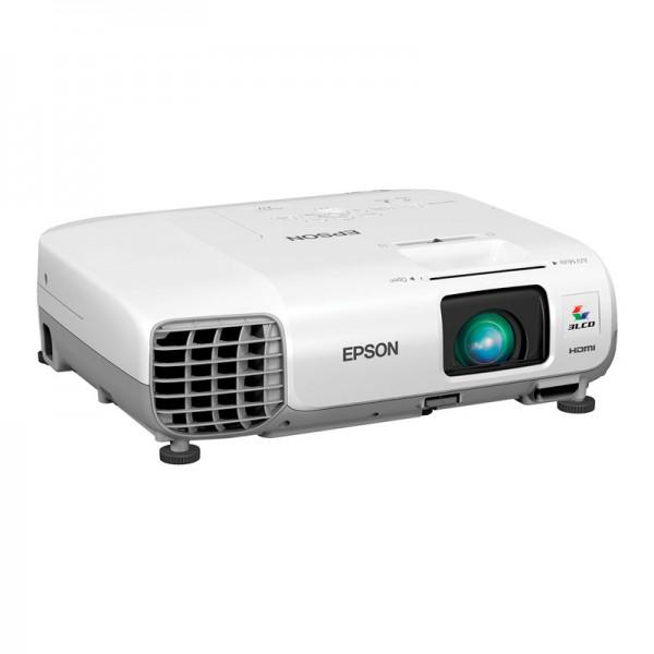 Proyector Epson PowerLite x24+, Lumens 3500, XGA (1024x768) ,3LCD