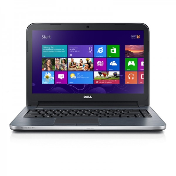"Laptop Dell Inspiron 14R 5421 Intel Core i5-3337U 1.8 GHz, RAM 8GB, HDD 750GB, DVD, 14""HD Touch, Win 8"
