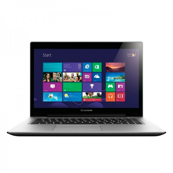 "Ultrabook Lenovo Ideapad U430 Touch Intel Core i7 4500U 1.8 GHz, RAM 4GB, HDD 500GB+SSD 8GB,14""HD Touch, Win 8.1"