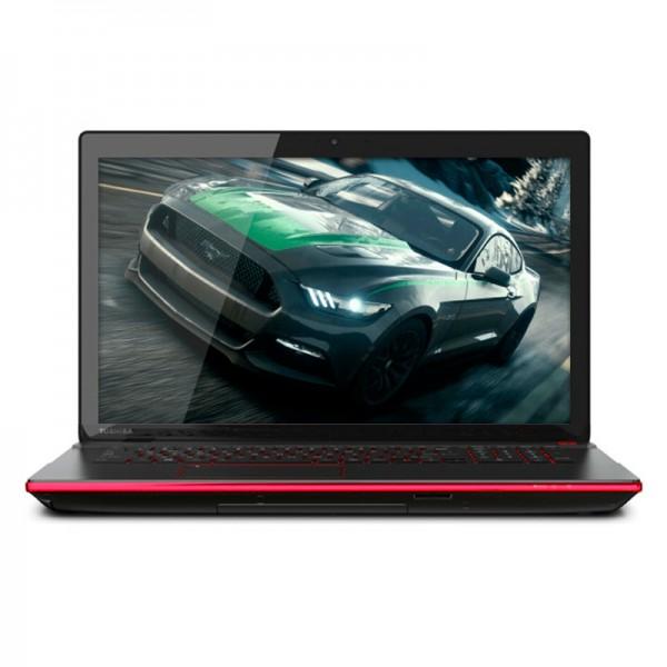 """Laptop Toshiba Qosmio X75-A7290R Intel Core i7 4700MQ 2.4GHz, RAM 32GB, HDD 1TB + 240GB SSD,Video 3GB , Bluray, 17.3""""FullHD, Win 8"""