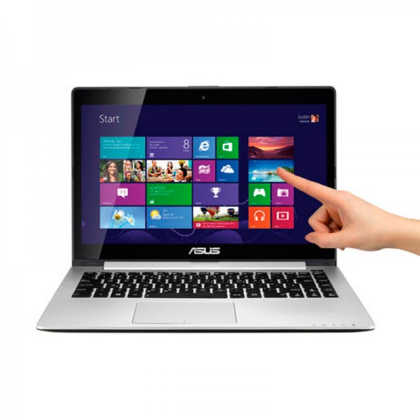 Ultrabook Asus S400CA Intel Core i3 3217U 1.8GHz