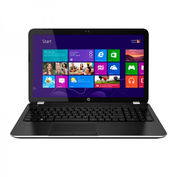 "Laptop HP Pavilion 15-E186NR, AMD Quad-Core A10-5750M 2.5 GHz.RAM 8GB, HDD 1TB, DVD, 15.6""HD, Win 8.1"