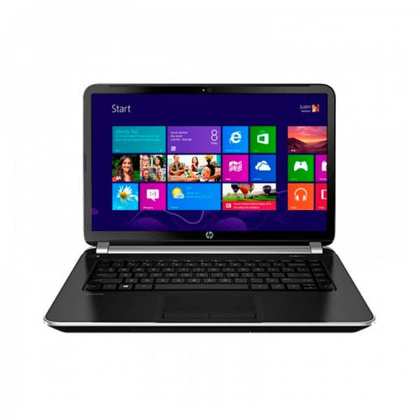 "Laptop HP Pavilion TouchSmart 14Z-N100-Y7FT AMD A4 5000 Quad Core 1.50GHz, RAM 4GB. HDD500GB, DVD,14""HD Touch, Win8"