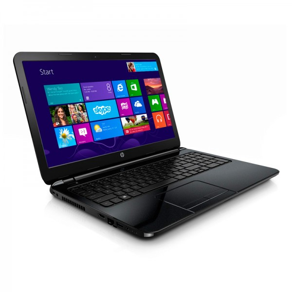 "Laptop HP 15-G037CY AMD E1-2100 Dual Core 1.0GHz, RAM 4GB. HDD 500, DVD, 15.6""HD, Win 8.1"