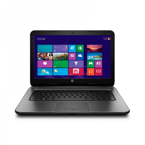 "Laptop HP 240 G3 Intel Dual Core N2840 2.16GHz, RAM 2GB, HDD 500GB, LED 14"", Windows 8.1"