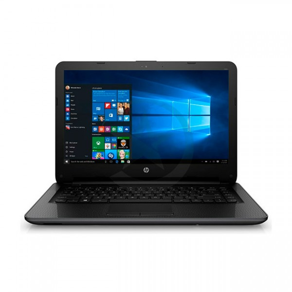 "Laptop HP 240 G4, Core i5-5200U 2.2GHz, RAM 4 GB, HDD 1 TB, DVD+RW, LED 14"" HD, Windows 10"
