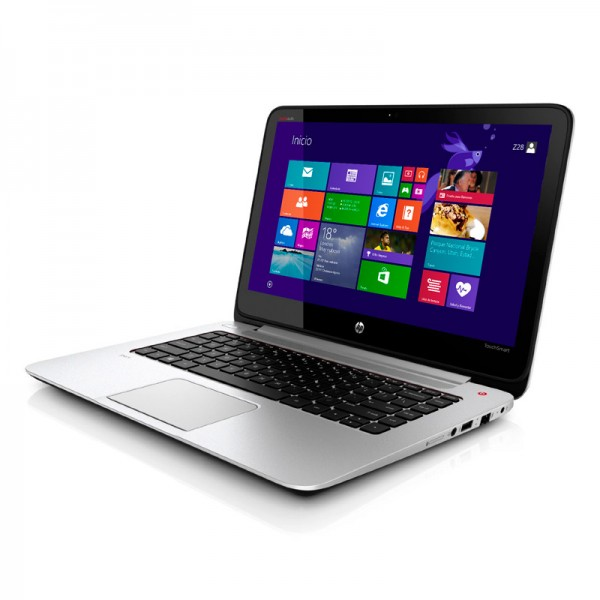"Laptop HP ENVY TouchSmart 14T-Y726 Intel Core i5-4200U 1.6GHz, RAM 8GB, HDD 750GB + mSSD 24GB, LED 14""HD Touch, Win 8.1"