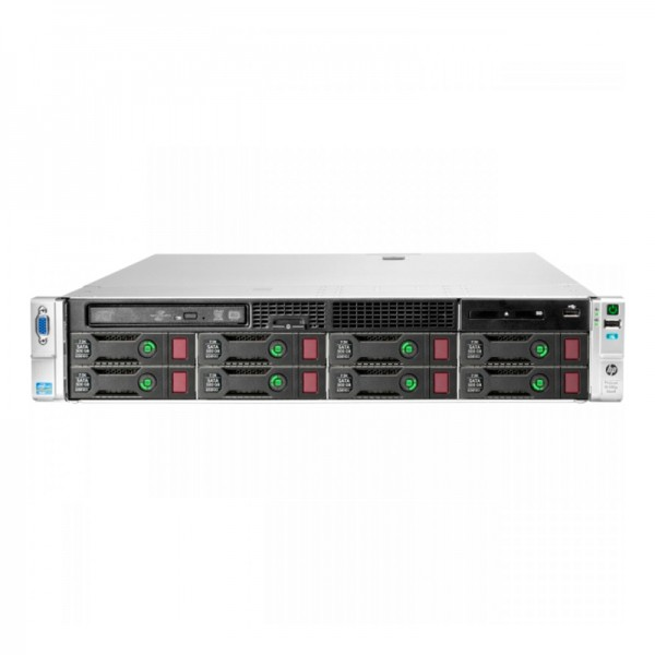 Servidor HP ProLiant DL380P Gen8 Intel Xeon E5-2630 1P