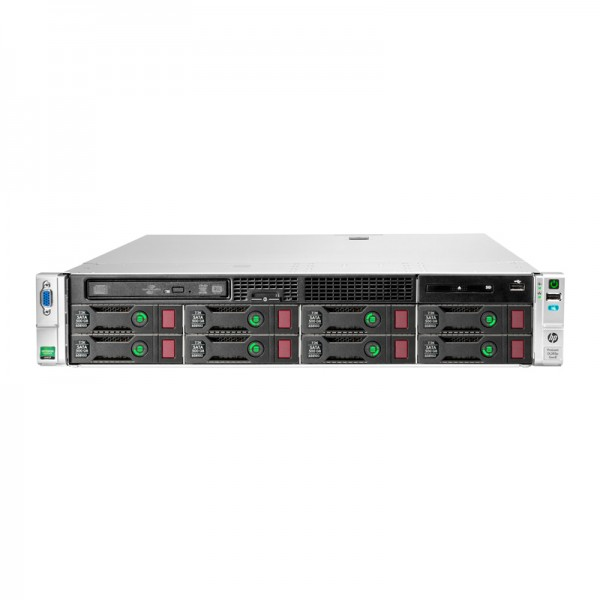 Servidor HP ProLiant DL380e Gen8 Intel Xeon E5-2407 1P