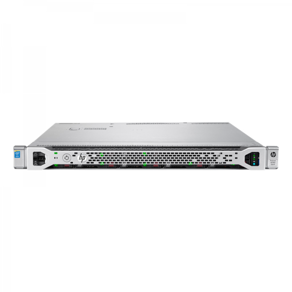 Servidor HP ProLiant DL360 Gen9 SATA / SAS – SFF – Intel® Xeon® Eight-Core: E5-2630v3 (2.4GHz)