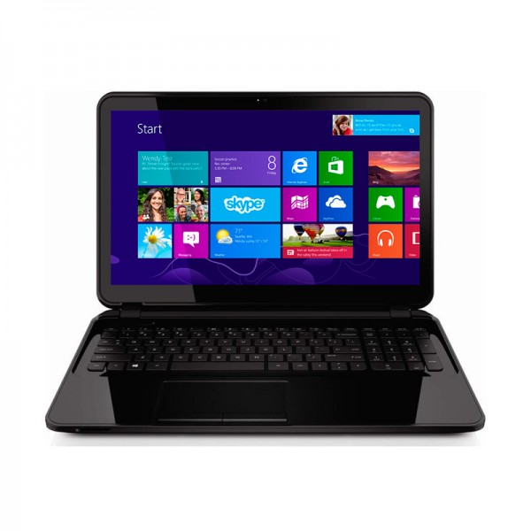 "Laptop HP TouchSmart 15-D020CA AMD E2-3800 Quad Core 1.30GHz, RAM 4GB. HDD 500GB, DVD,15.6"" HD Touch, Win 8.1"