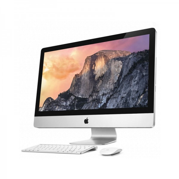 "iMac 21.5"" MF883 Intel Core i5 1.4Ghz, RAM 8GB, HDD 500GB, Pantalla 21.5"" IPS Full HD, OS X Yosemite"