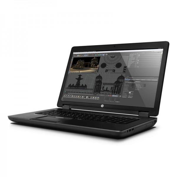 """Laptop HP ZBook 15 Workstation Intel Core i7 4900MQ 2.8GHz, RAM 16GB, HDD 500GB, Video 2GB Quadro K1100, DVD,15.6"""" Full HD, Win 8 Pro"""