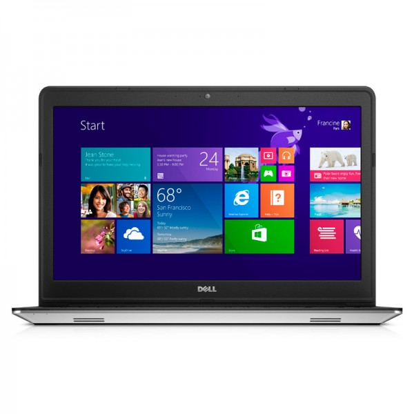 "Laptop Dell Inspiron 15 Core i7-5500U 2.4GHz, RAM 16GB, HDD 1TB Hybrid + 8G SSD, Video AMD R7 4GB DDR3, LED 15.6"" HD, Windows 8.1"