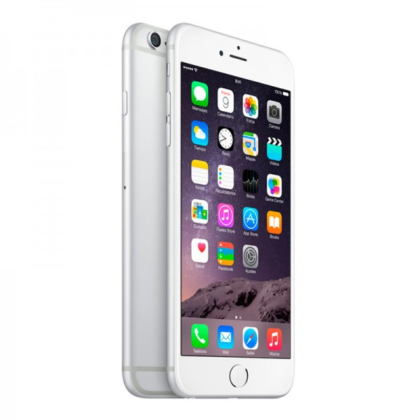 "iPhone 6 Plus 64GB, Procesador A8-M8, Touch ID, Cámara iSight 8MP, Pantalla 5.5"" Retina Full HD, IOS 8"