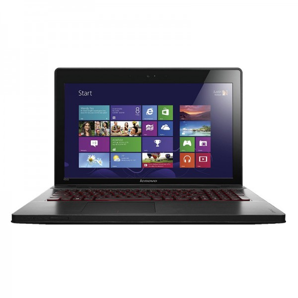 "Laptop Lenovo Ideapad Y510P Intel Core i7-4700MQ 2.40GHz,RAM 8GB, HDD 1TB, Video 2GB , DVD, 15.6""Full HD, Win8"