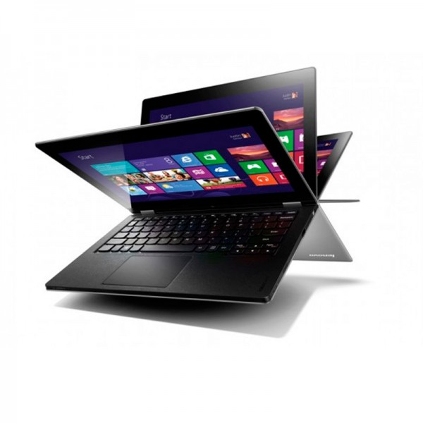"Laptop Convertible Lenovo IdeaPad Yoga 11 Nvidia Tegra 3 1.4GHz,RAM 2GB, SSD 64GB , 11,6""HD Giratoria Tactil , Win 8 RT"