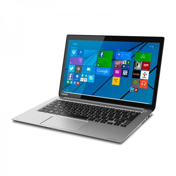 "Ultrabook Toshiba KiraBook 13 "" Luxury "" Intel Core i7-4500u 1.8Ghz, RAM 8GB, SSD 256GB, LED 13.3"" QHD Retina Touch, Windows 8.1 Pro"