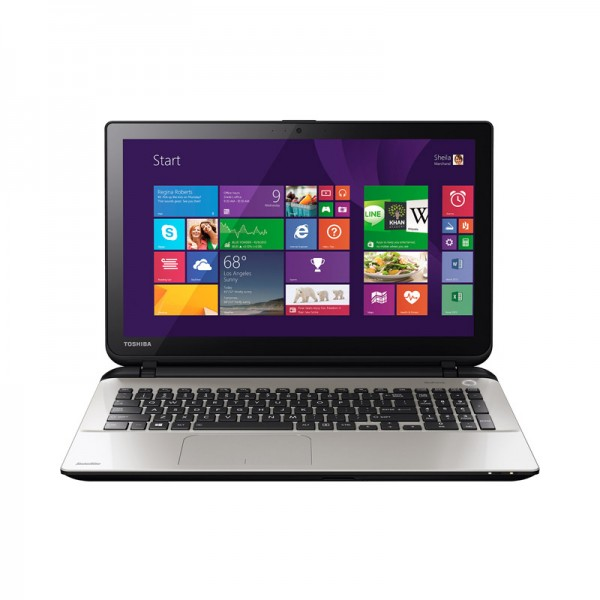 "Laptop Toshiba Satellite L50-B-  Intel Core i7-4510U 2.0GHz, RAM 16GB, HDD 1TB, Video 2GB AMD, DVD, 15.6"" HD, Win 8.1"