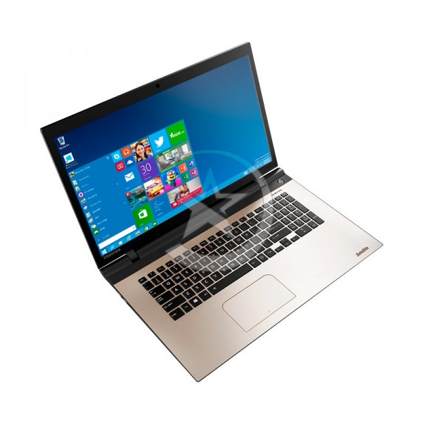 "Laptop Toshiba Satellite L70-C03U0, Intel Core i3-5005U 2.0GHz, RAM 8GB , HDD 1TB, DVD, LED 17.3"" HD, Win 10"