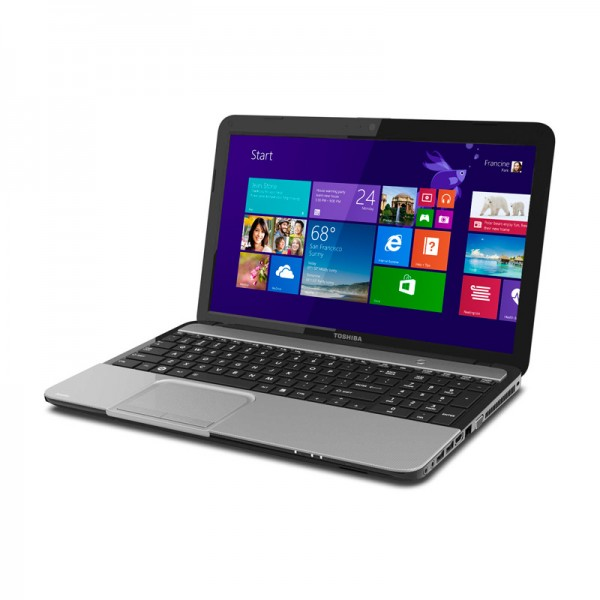 "Laptop Toshiba Satellite L855-S5162 Intel Core i5-3210M 2.5Ghz, RAM 8GB, HDD 640GB, DVD, LED 15.6"" Win 8"