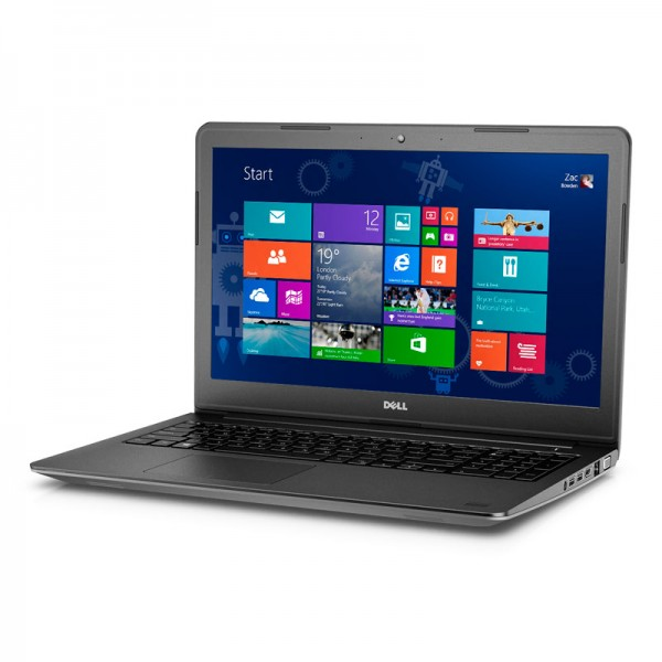 "Laptop Dell Latitude 3550 Intel Core i5-5200U 2.2 GHz, RAM 8GB , HDD 500GB, LED 15.6"" HD, Win 8.1 Pro Eng"