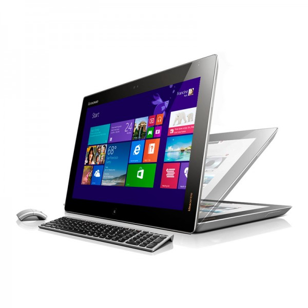 "PC Convertible Todo en Uno Lenovo Flex 20, Intel Core i3 4010U 1.7 GHz, RAM 4GB, HDD 500GB, LED 19.5"" HD Touch Screen, Windows 8.1"