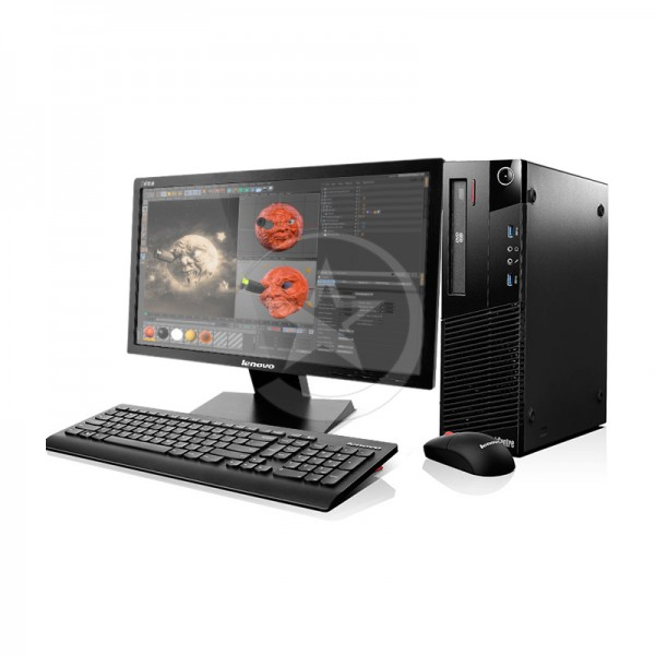 PC Lenovo ThinkCentre M90, Intel dual core G6950, windows 7 PRO