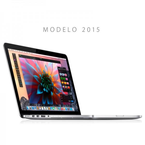 "Apple MacBook Pro Retina-15  Intel Core i7 2.8Ghz, RAM 16GB, 1TB-SSD, Video 2GB ddr5, 15.4"" QHD Retina, OS X (Nuevo modelo 2015)"