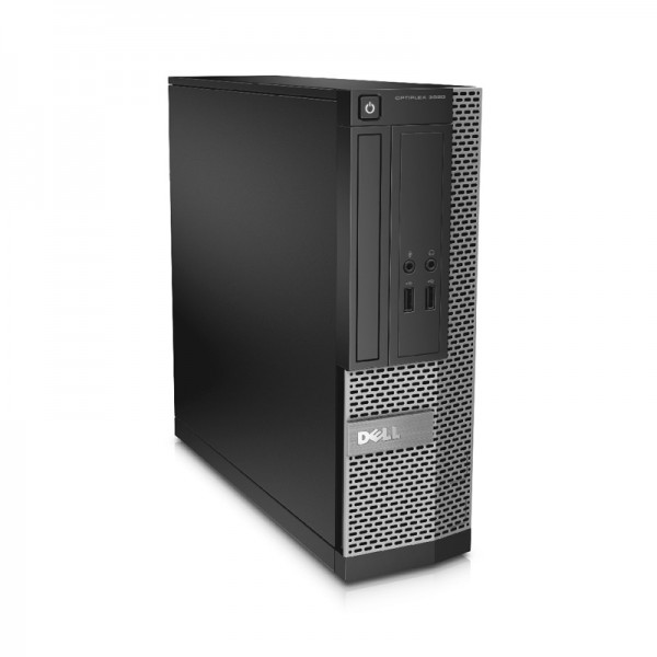 CPU Dell OptiPlex 3020 SFF Intel Core i5 4590 3.3GHz, RAM 4GB, HDD 500GB, DVD+RW, Windows 8.1 Pro ( Box )