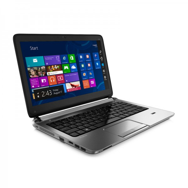 "Laptop HP ProBook 430 G2 Intel® Core i3-4030U 1.9GHz, RAM 4GB, HDD 500GB, LED 13.3"" HD, Win 8.1 Pro"