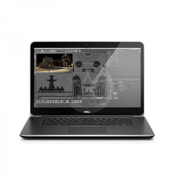 "Laptop Dell WorkStation Precision M3800 Intel Core i7-4712HQ 2.2 GHz, RAM 16GB, SSD 256GB, Video 2GB Quadro K1100, 15.6"" Full HD, Touch, Win 8.1 Pro"
