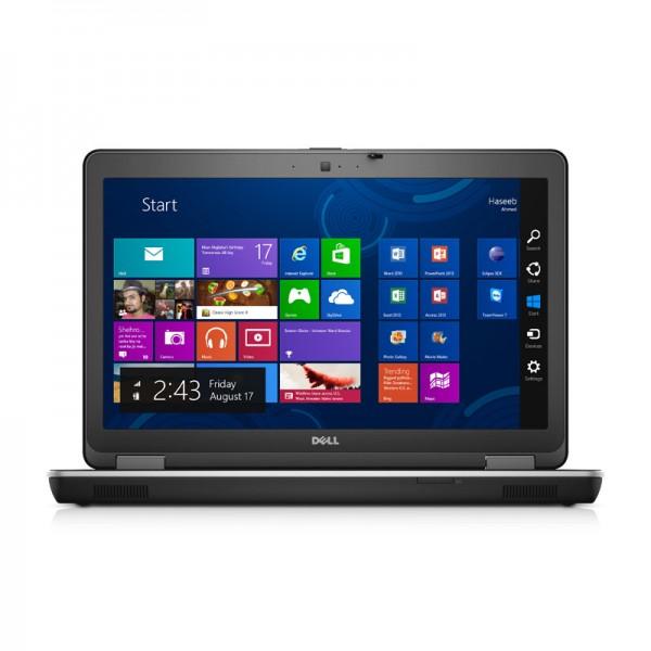 "Laptop Dell WorkStation Precision M2800 Intel Core i7 4710MQ 2.5GHz, RAM 16GB, SSD 256GB, AMD FirePro W4170 2GB, 15.6"" HD, Win7 Pro"