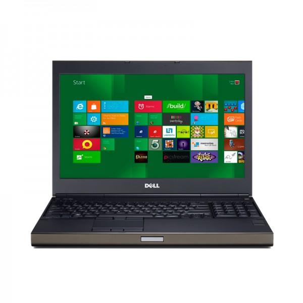 "Laptop Dell WorkStation Precision M4800 Intel Core i7 4810MQ 2.8GHz(vPro), RAM 32GB, HDD 500GB SSHD , NVidia Quadro K2100M 2GB, DVD, 15.6"" HD, Windows 8.1 Pro"