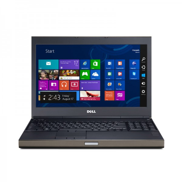 "Dell WorkStation Precision M4800 Intel Core i7 4800MQ 2.7GHz(vPro), RAM 16GB, HDD 1TB + 80GB SSD, FirePro M5100 2GB, DVD, 15.6"" Full HD UltraSharp, Win8 Pro"