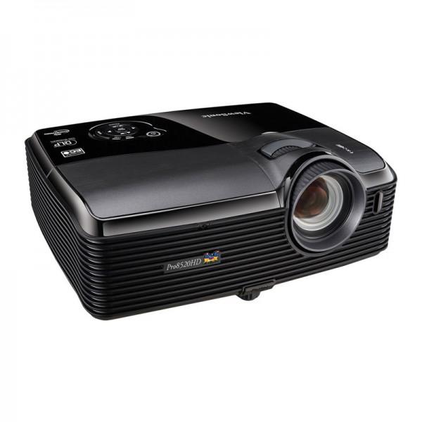 Proyector ViewSonic PRO8520HD, 5000 lúmenes, Res. Full HD 1080p, Dual HDMI, Lente con zoom óptico 1.5x