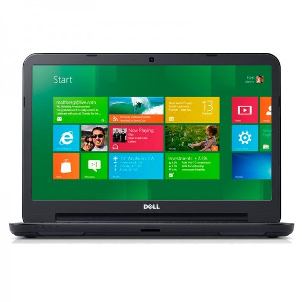 "Laptop Dell Latitude 3540 Intel Core i5-4200U 1.6 GHz, RAM 8GB , HDD 500GB, Video 2GB, DVD, 15.6"" HD, Win8 Pro"