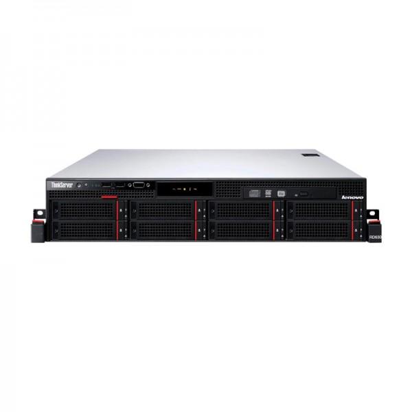 Servidor Lenovo ThinkServer RD630 Intel Xeon E5-2640 (6 nucleos, 15M Cache, 2.50 GHz, 7.20 GT/s Intel® QPI) - 2u Rack + 02 Discos 600GB 10K SAS