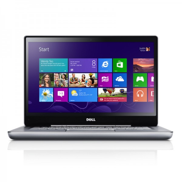 "Laptop Dell XPS 14Z Intel Core i5 2450M 2.5GHz,RAM 4GB, HDD 750GB, DVD, 14""HD"